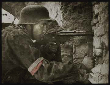 warsaw uprising polish solider